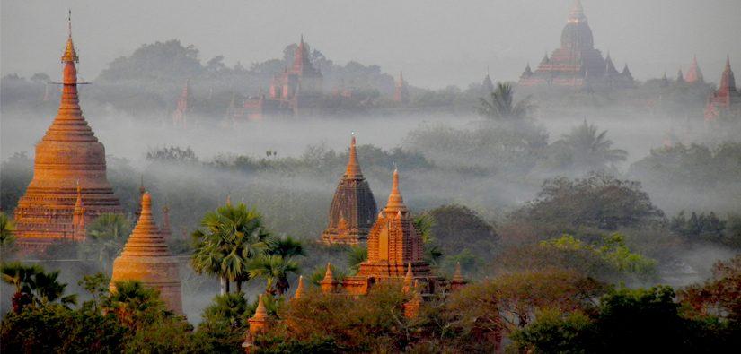 Burma – Laos – Kambodscha