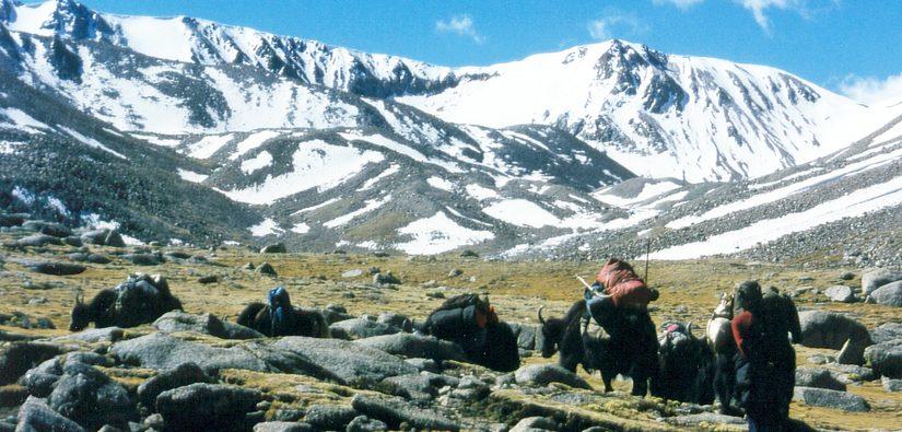 Von Nepal zum Kailash in Tibet