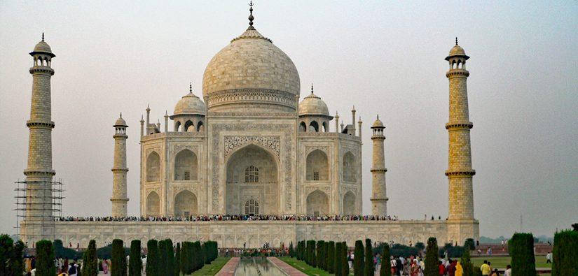 Von Rajasthan über Varanasi zum Fuß des Himalaya