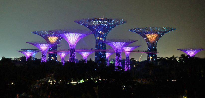 Singapur – Java – Bali